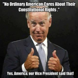 Biden the IGNORANT clown!